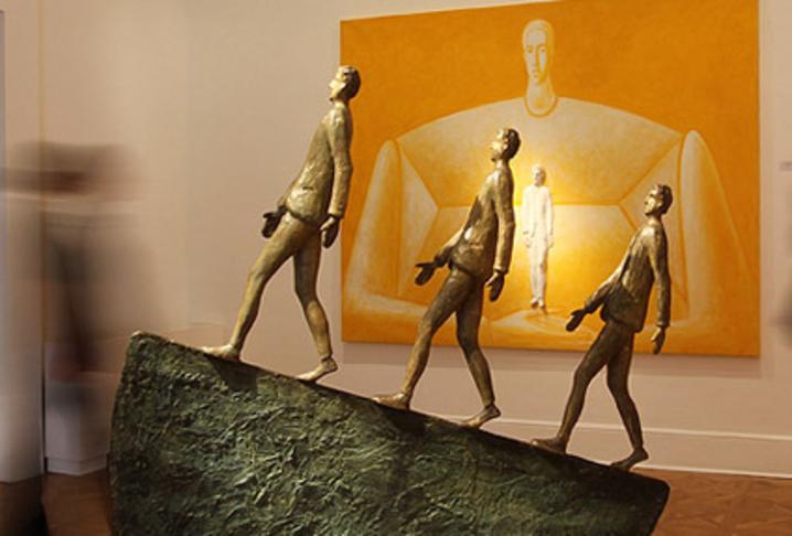 Centro d'arte la Malmaison 1
