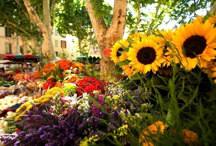 Marchés aux fleurs 3